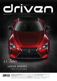 Driven Cover MAR 2017
